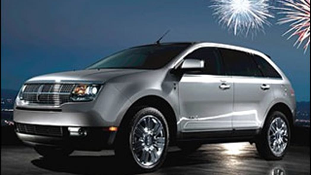 Lincoln MKX: 265hp