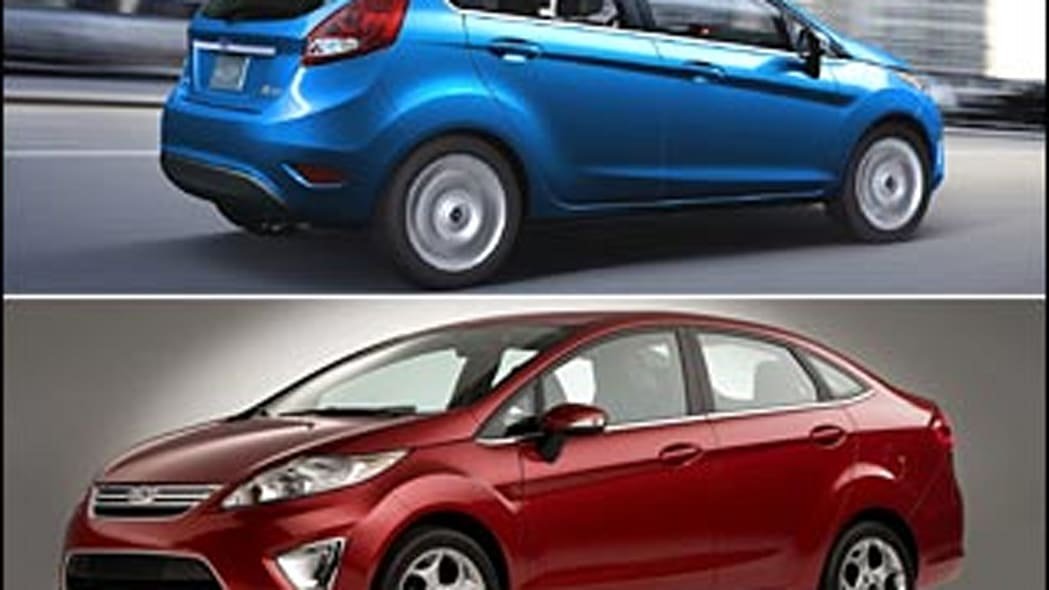 Ford Going Small