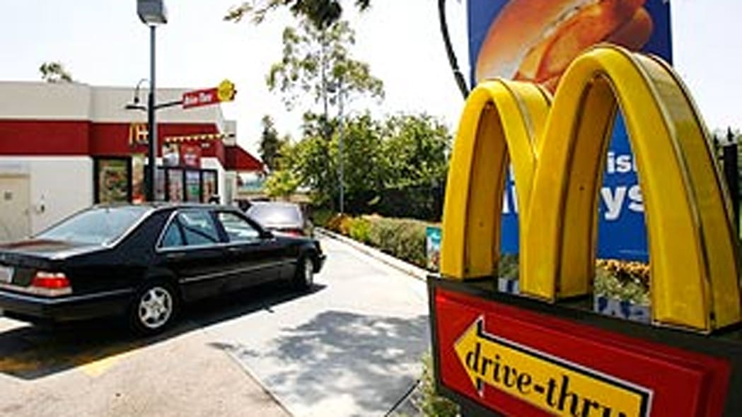 Utah teen to challenge citation for McDonald's rap