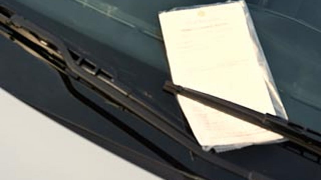 $52 parking ticket turns into $1012 fine