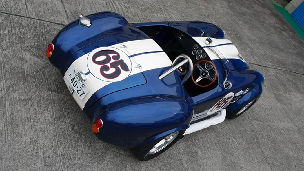 The Kei to a Good Time: Pint-sized Shelby Cobra replica