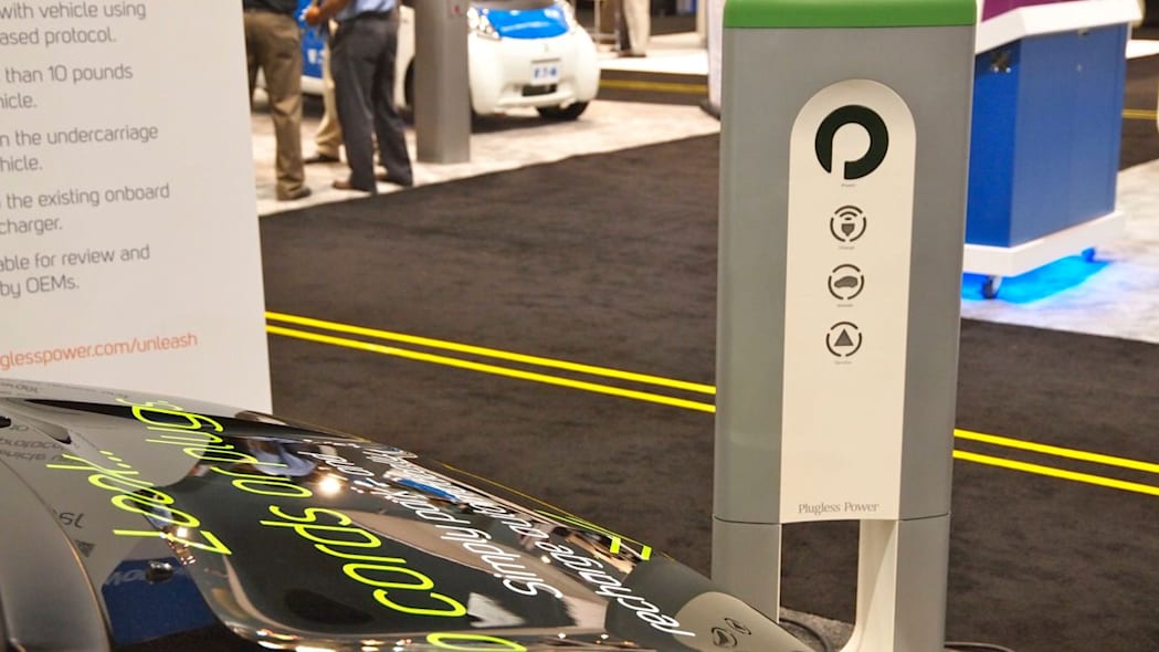 Plugless Power at Plug-In 2011