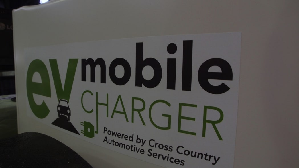 Cross Country Automotive Services Mobile Charger