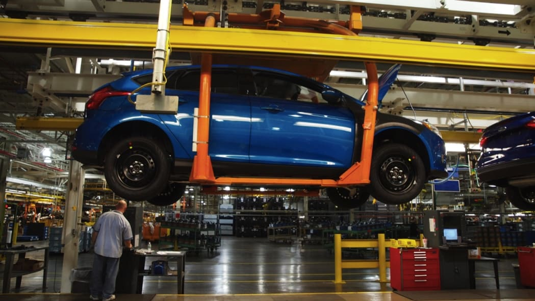 Ford Michigan Assembly Plant