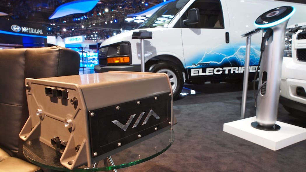 Via Motors Plug-In Hybrids