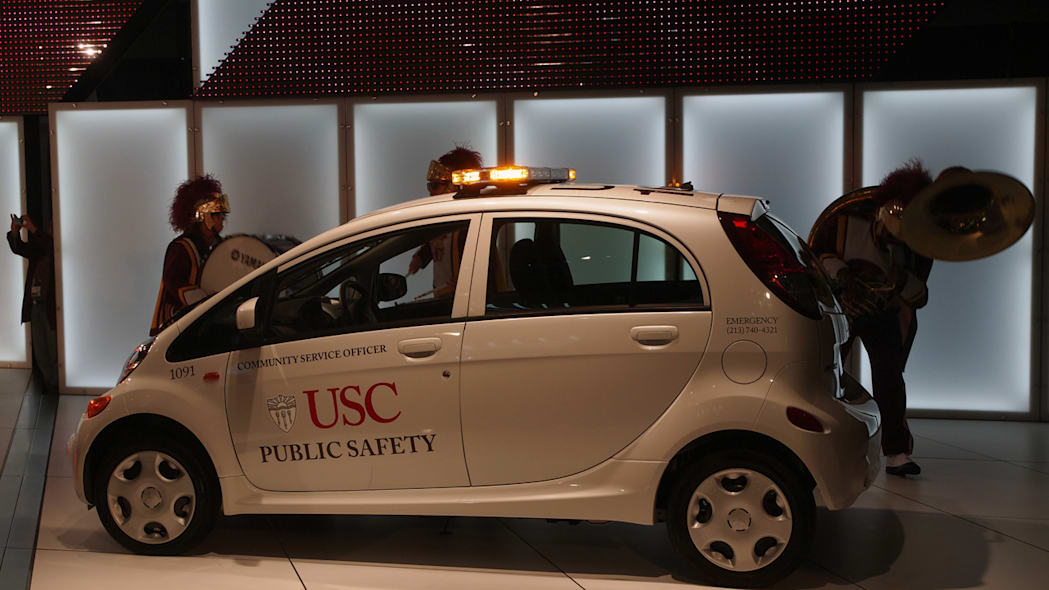 Mitsubishi i USC Smart Grid Project: LA 2012
