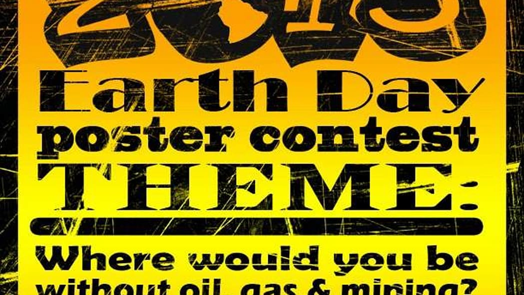utah earth day poster contest