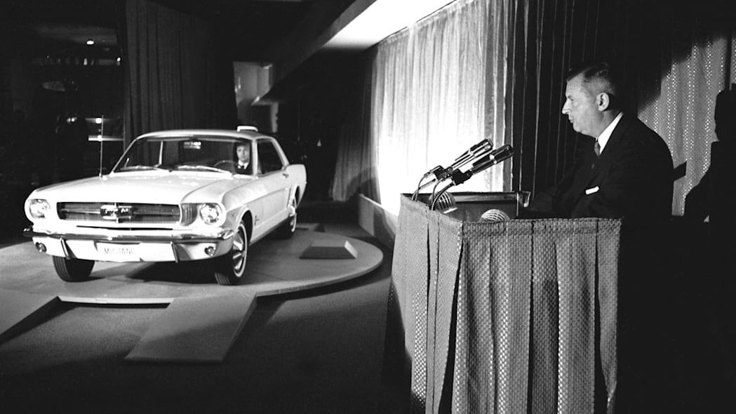The First Mustang Sold