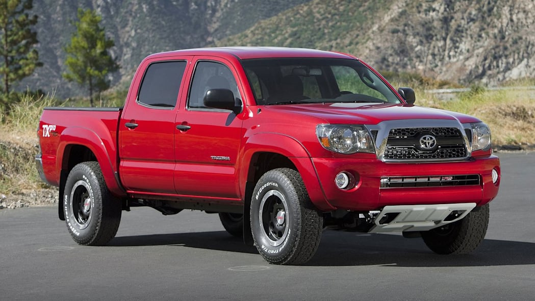 Compact Truck: 2006-2011 Toyota Tacoma