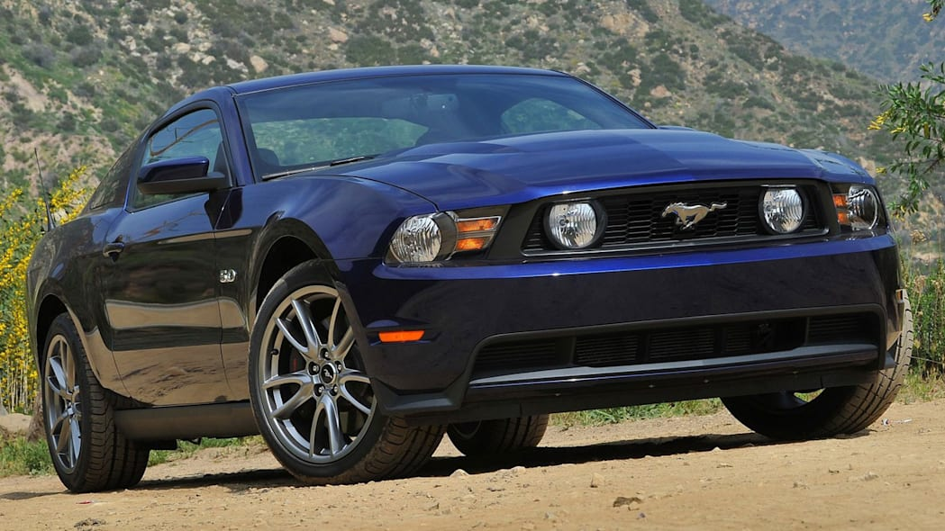 Performance Car: 2006-2011 Ford Mustang GT