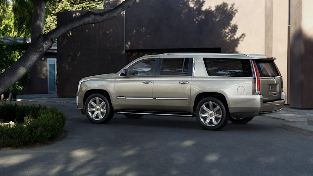 Cadillac may add large crossover to Escalade family
