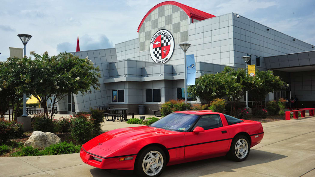 National Corvette Museum: Messner Collection
