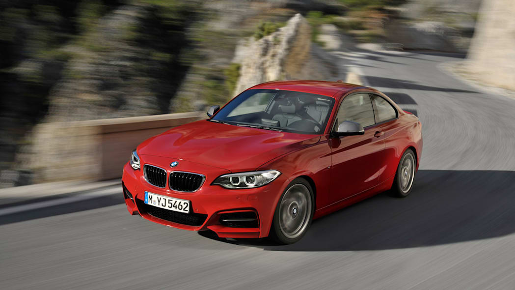 2014 BMW 2 Series is a 1 and then some