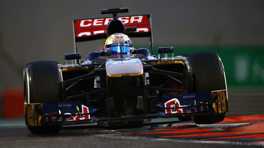F1 Grand Prix of Abu Dhabi - Race