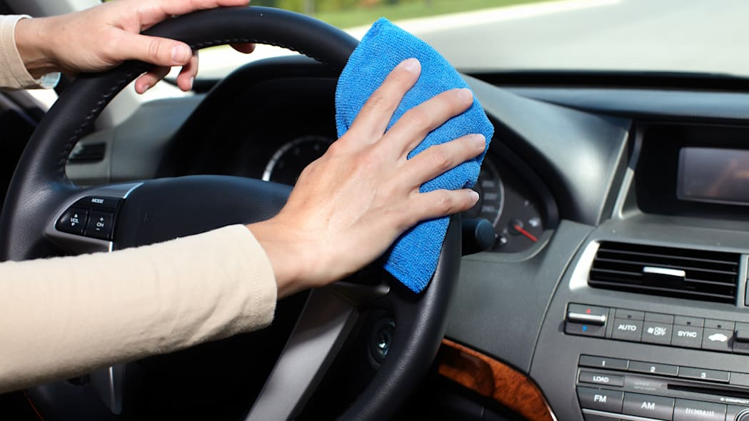Clean Your Vehicle Inside And Out