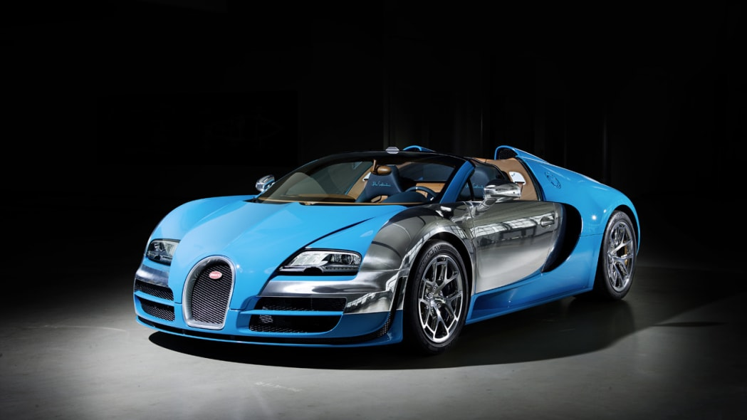 Who was Elisabeth Junek, and why is Bugatti giving her a special Veyron?