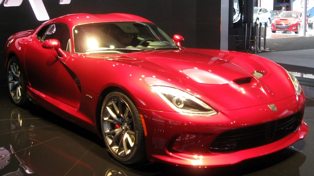 Stryker Red Paint -- SRT Viper, $14,600