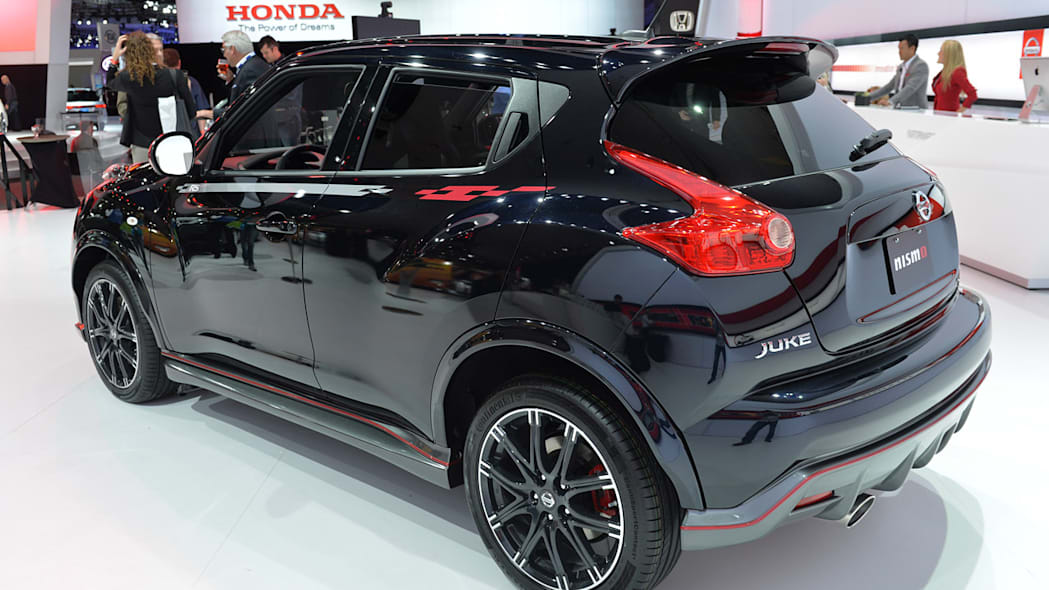 2014 Nissan Juke Nismo RS amps up the funky crossover