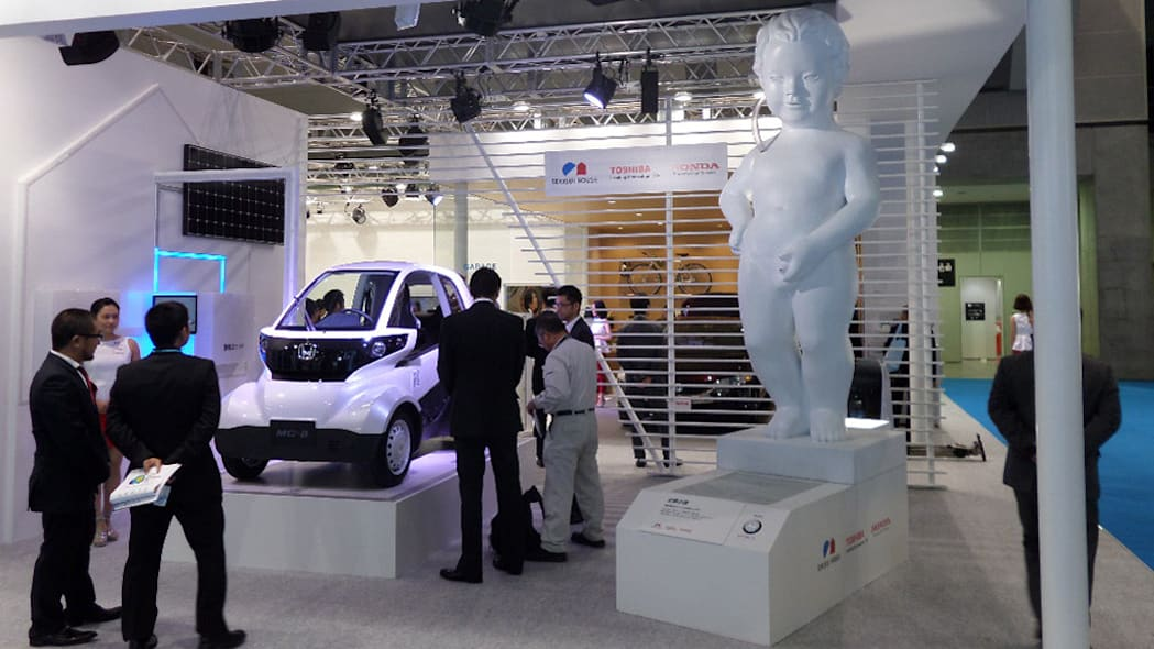 Honda Short-Distance EV