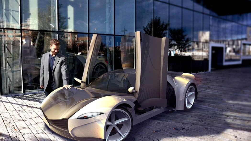 Dubuc Canadian DIY supercar to debut in Montreal [w/video]