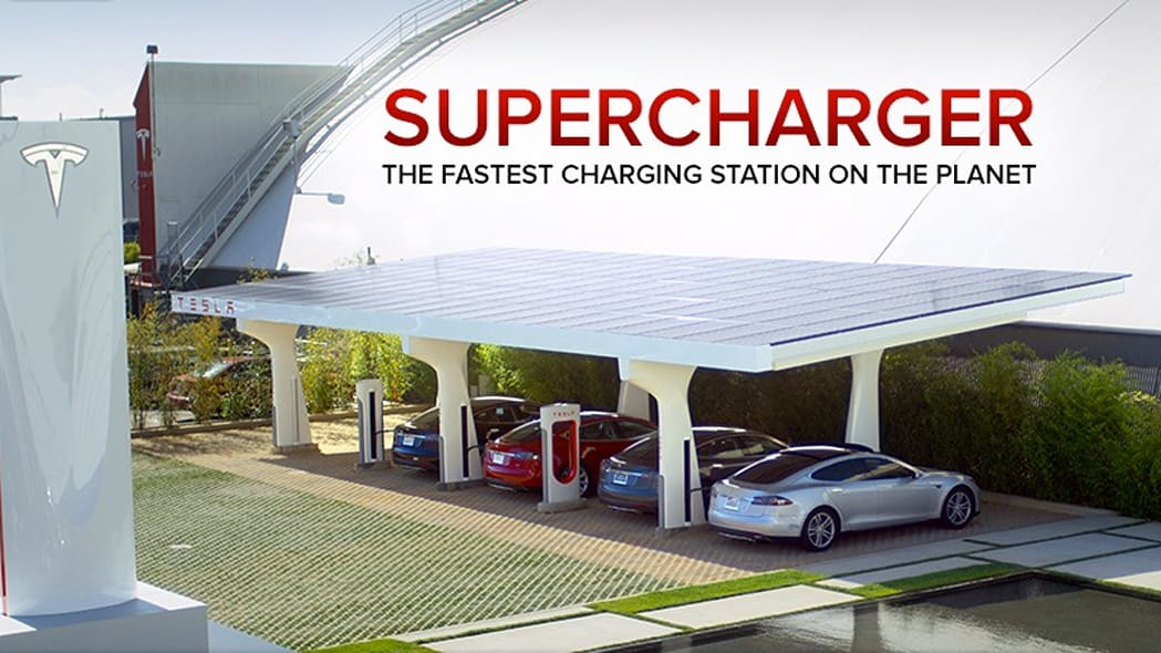 Tesla Motors Supercharger