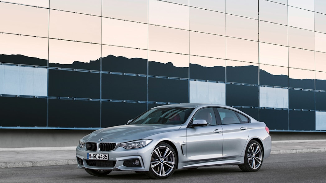 2015 BMW 4 Series Gran Coupe might be a better 3 Series sedan - Autoblog