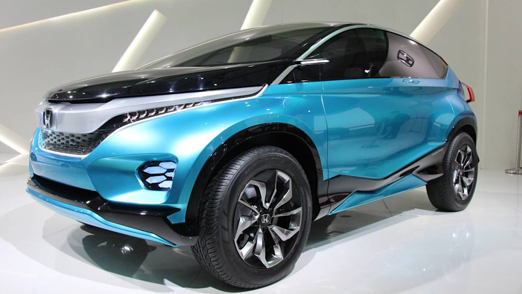 Honda Vision XS-1 Concept looks like a sportier Vezel [w/video]