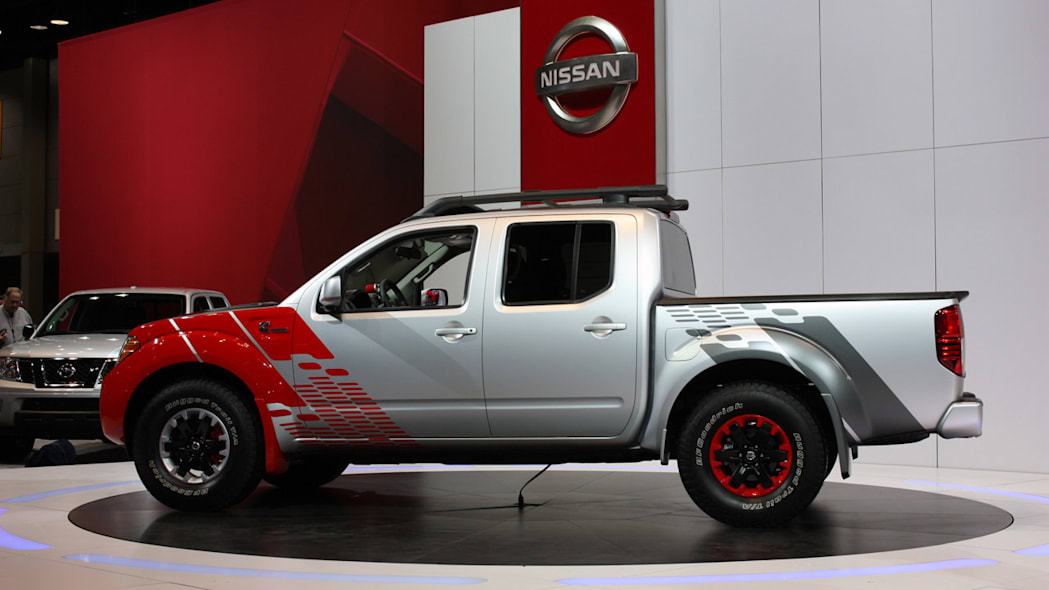 Nissan S Cummins Tie Up Bears First Fruit With Frontier