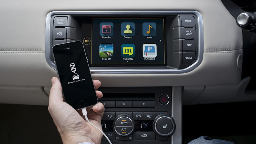 Land Rover InControl Apps