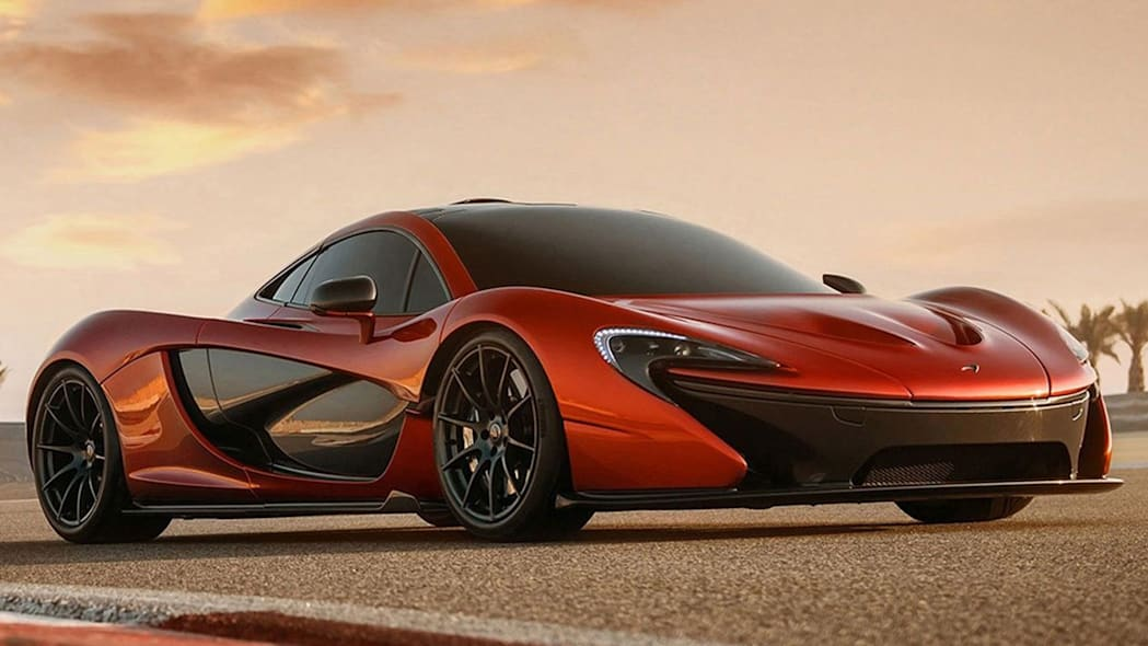 Chris McGraw (Associate Multimedia Editor, AOL Autos) - McLaren P1