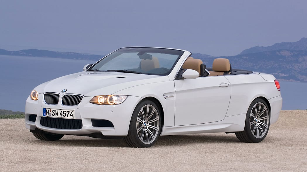 Erin Marquis (Programming Manager, AOL Autos) - BMW M3 Convertible