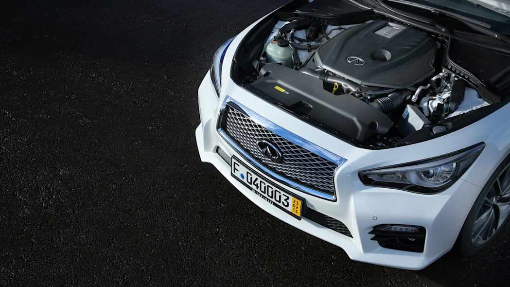 Us Built Infiniti Q50 Engines To Go Into Euro Only Cars