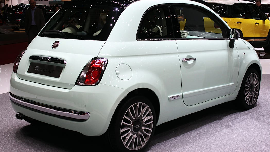 The Fiat 500 Cult Celebrates The Little Car U0026 39 S Success With
