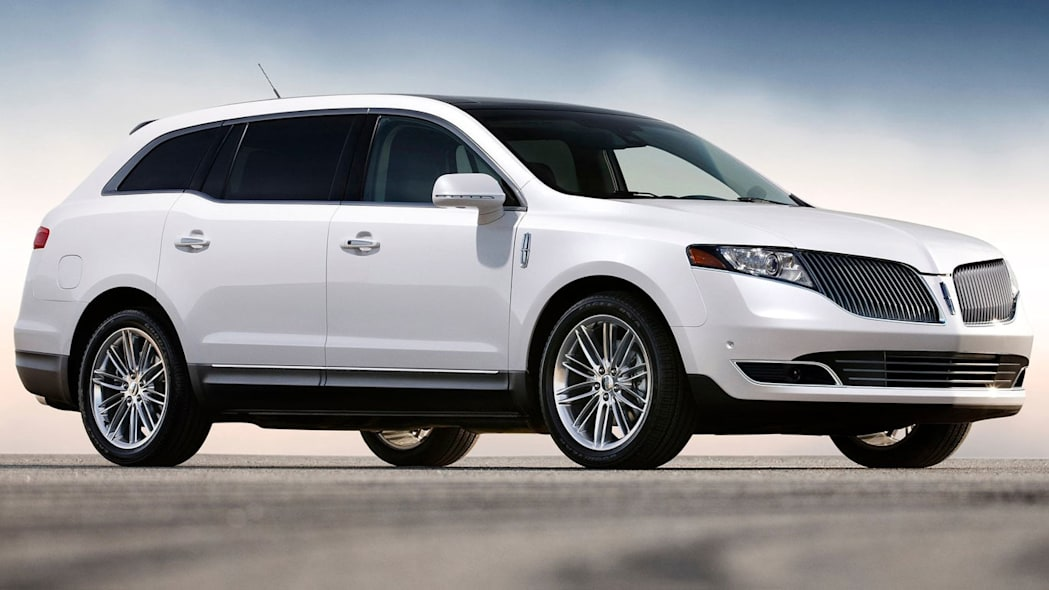 Mike Harley (West Coast Editor, Autoblog) - Lincoln MKT