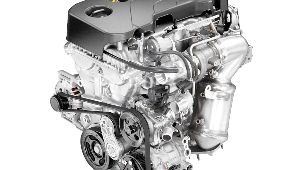 Gm Rolls Out New Modular Ecotec Engine Family  Boosting