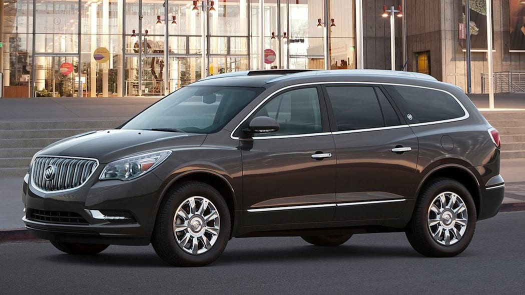 Midsize/Large Luxury SUV: Buick Enclave