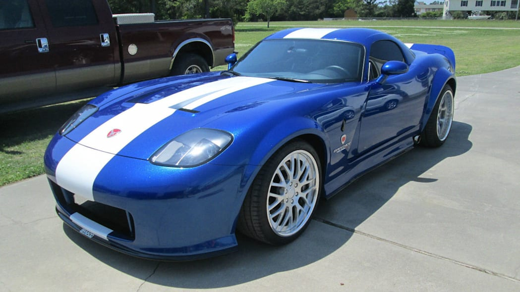 Real-life Bravado Banshee from Grand Theft Auto up for sale