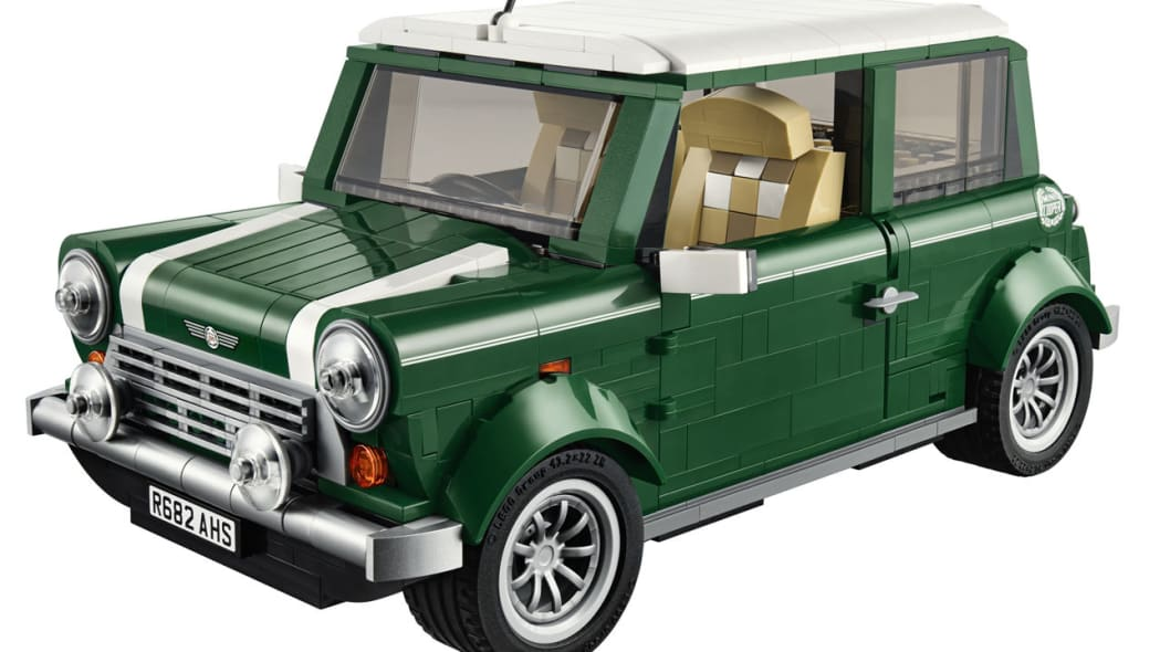 Lego Mini Cooper coming in August [w/video]
