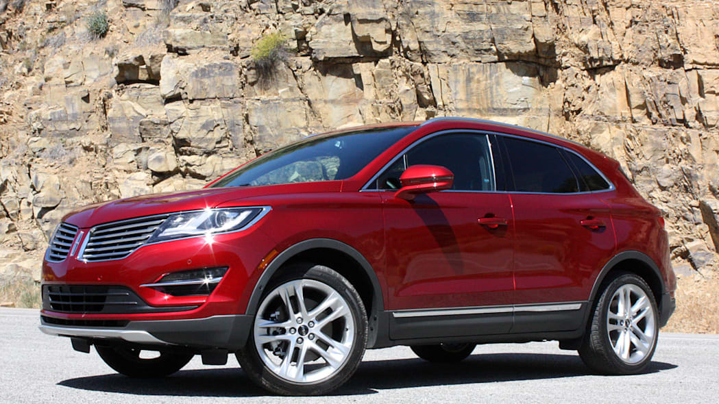 2015 Lincoln MKC First Drive - Autoblog