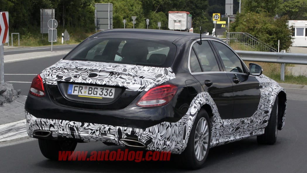 mercedesbenz eclass spy shots photo gallery  autoblog