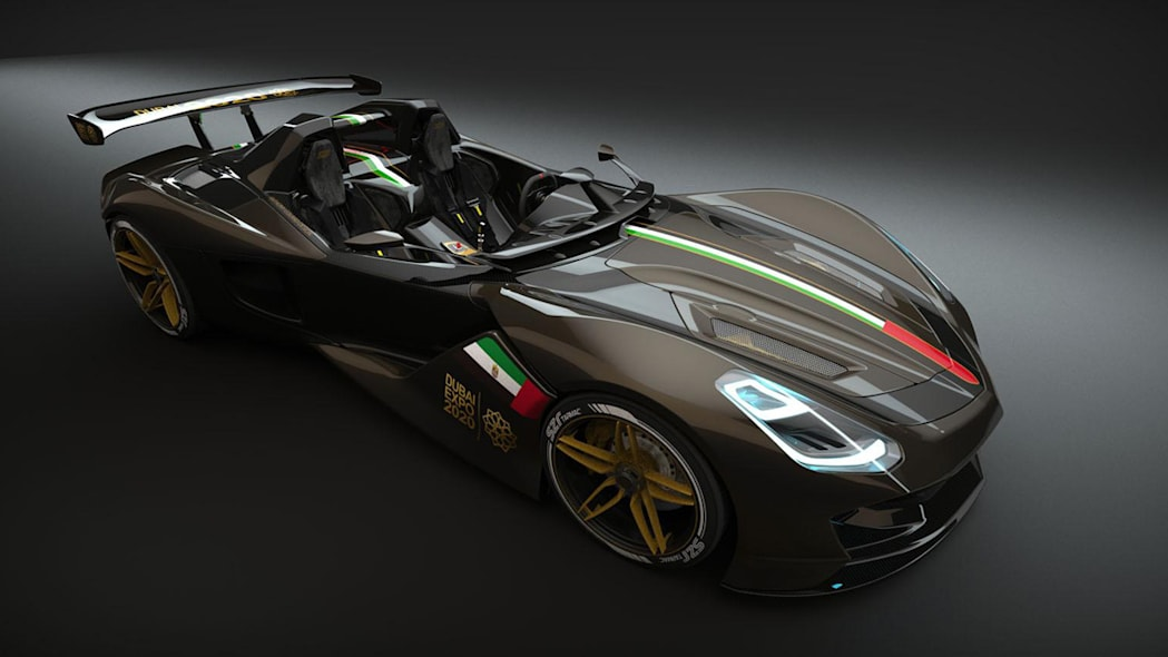 Dubai Roadster already attracting orders ahead of debut