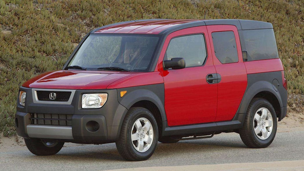 Honda Element (2007 and later)