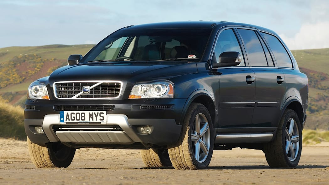 Volvo XC90 (2005 and later)