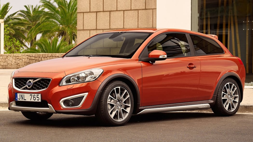 Volvo C30 (2008 and later)