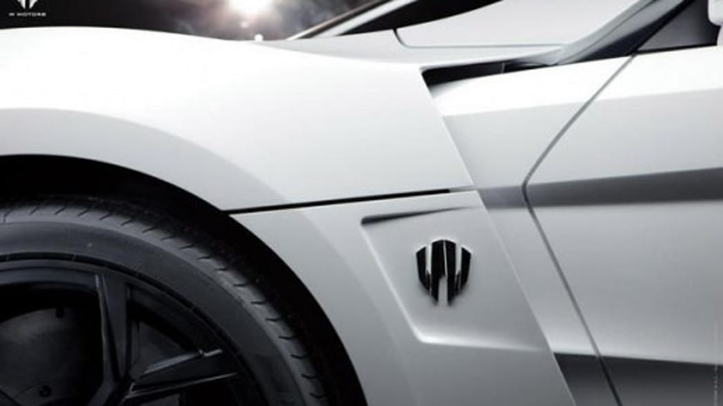 4- w motors lykan hypersport