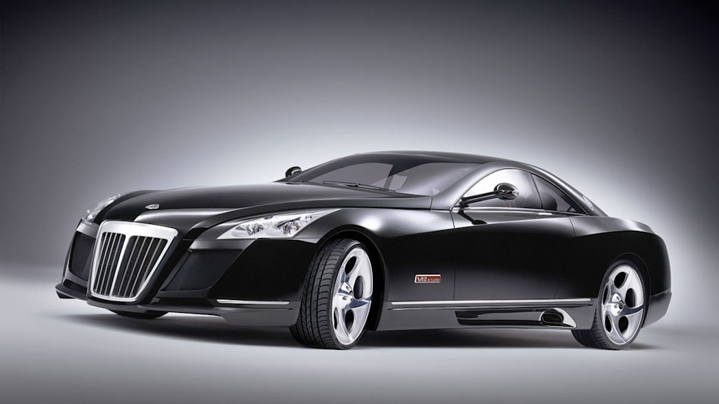 1- maybach exelero