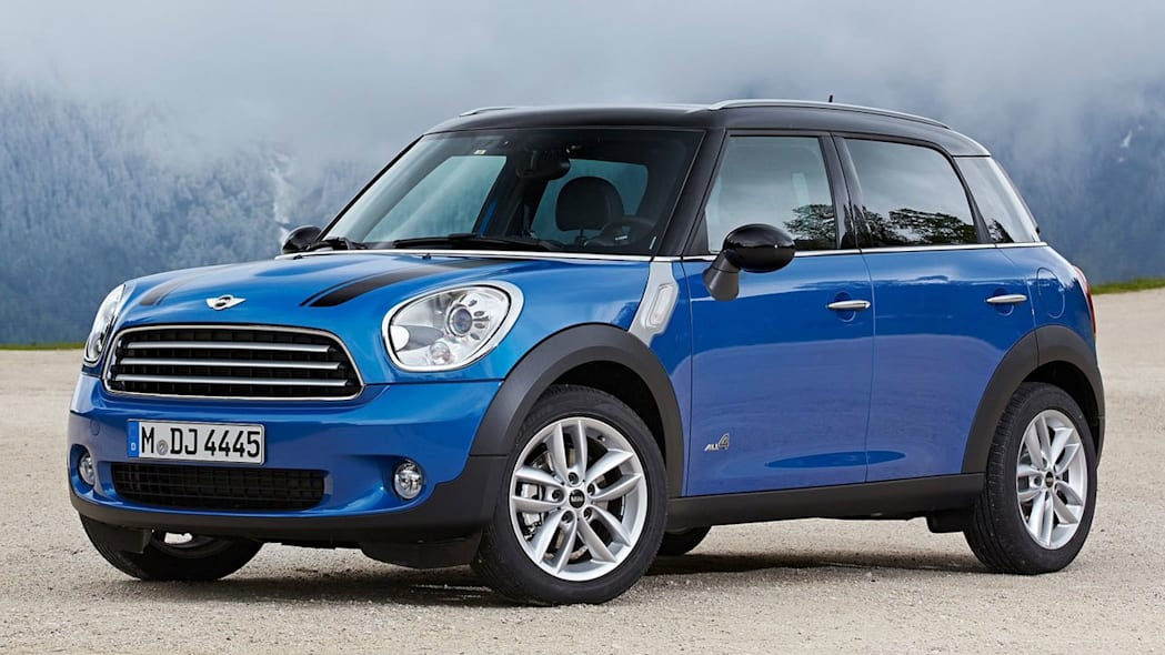 Small SUV - Mini Countryman