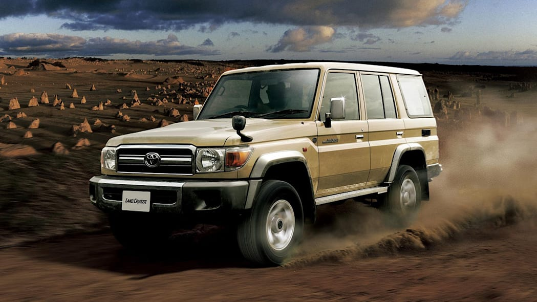 Toyota celebrates 30th anniversary of Land Cruiser 70 with Japan rerelease [w/videos]