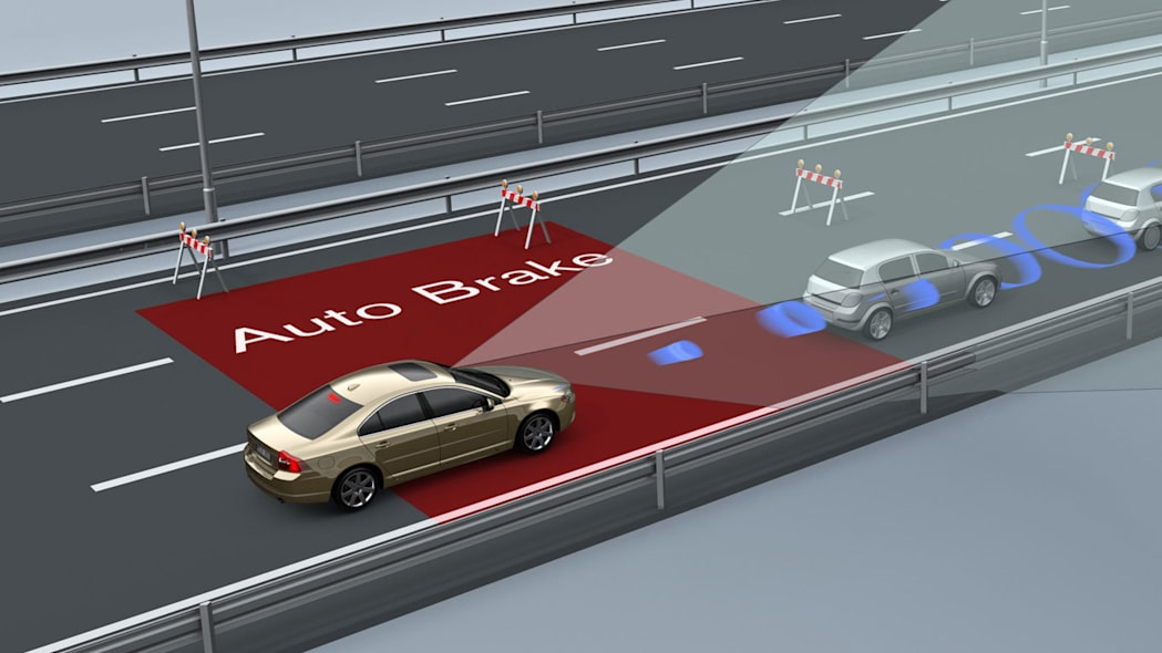 Nice to have: Forward collision warning/prevention
