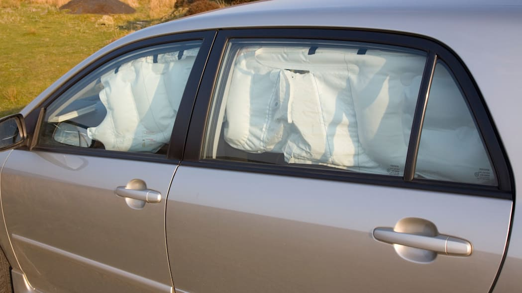 Must have: Side airbags